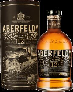 Whisky Aberfeldy 12 anos 70 Cl