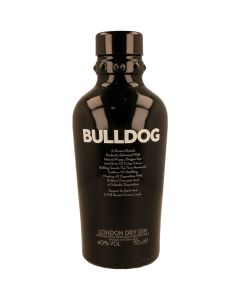 Gin Bulldog London 70 Cl