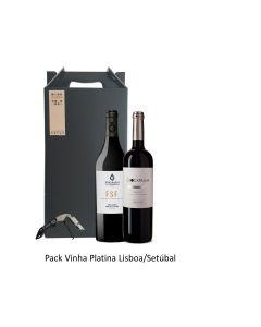 Pack Vinha Platina Lisboa/Setúbal 2020