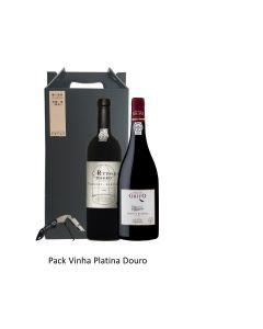 Pack Vinha Platina Douro 2020