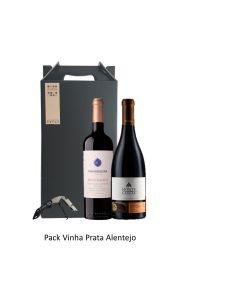 Pack Vinha Prata Alentejo 2020