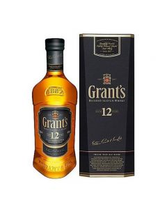 Whisky Grant's 12 Anos 70 Cl