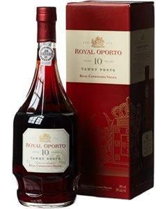 V.P.Royal Oporto 10A Tawny 75 CL