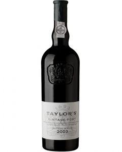 V.P. Taylors Vintage 2003 75 Cl 2007