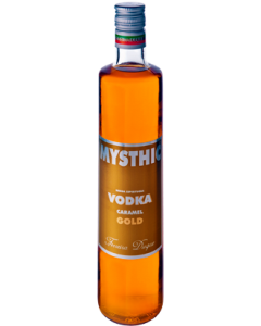 Vodka Mysthic Gold (Caramelo) 70 Cl